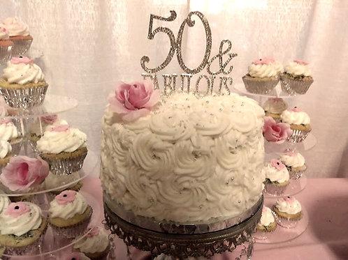 Celebration Cake- This Cake does not ship
