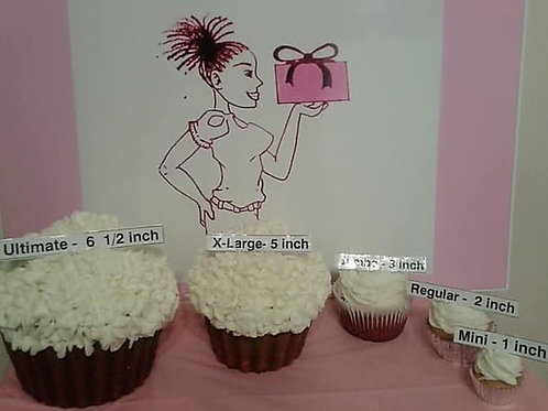GALLERY CUPCAKE SIZE CHART