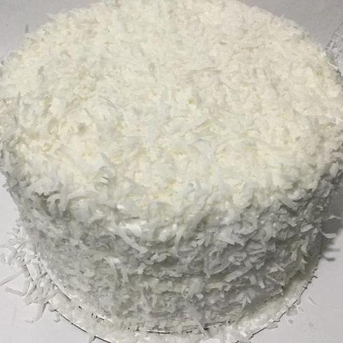Classic- Coconut Cream Cake