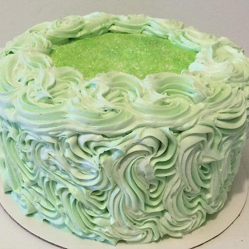 Key Lime Cake- Cakes do not ship-Classic-