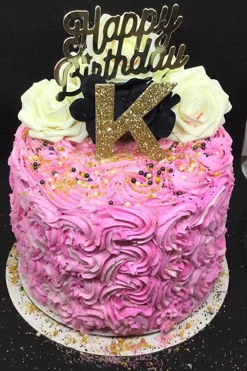 K    Birthday Cake