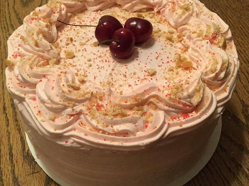 Cherry Cream Cake- Specialty