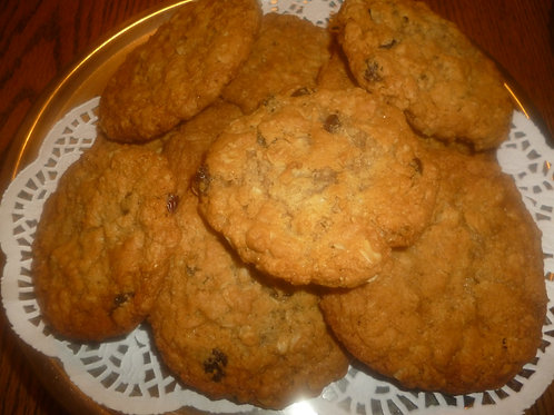 Classic Oatmeal Cookies - Pick up or Shipping Fee Option