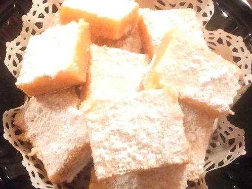 Classic- Cream Lemon Squares