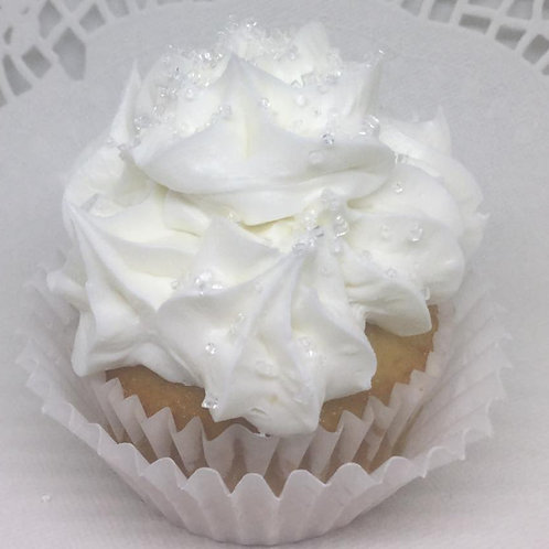Classic  Vanilla Cupcake- Select Quick view for pricing
