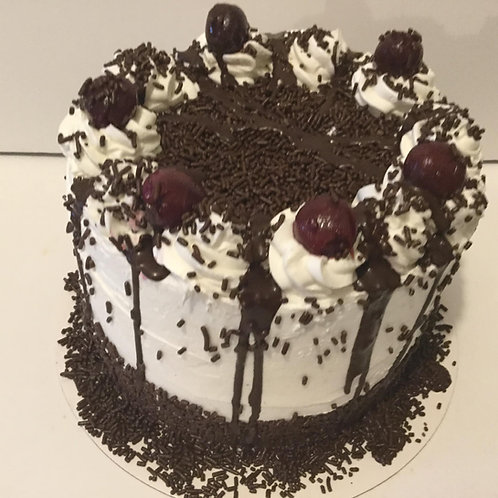 Classic- Black Forest Cake