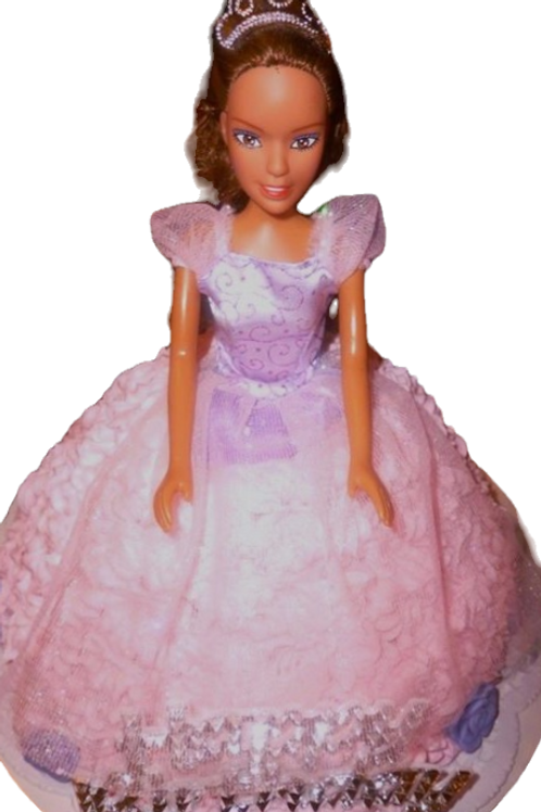 Barbie Doll Cake- - This Item does not ship