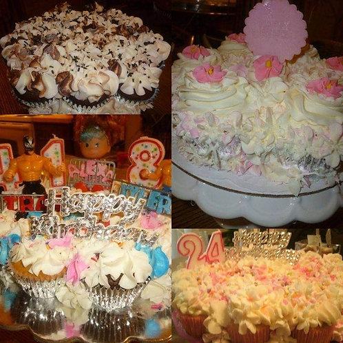 Pull apart Cupcake gallery