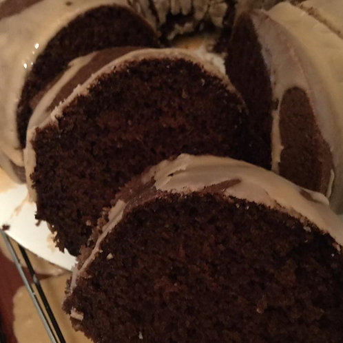 Chocolate Pound