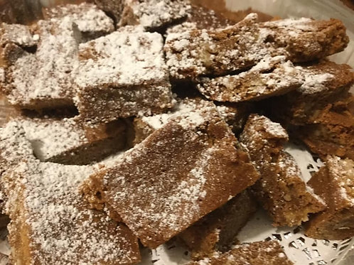 Charleston Chewies  $18-Small (21 portions ) $69 -Large(100portions )  $69.00