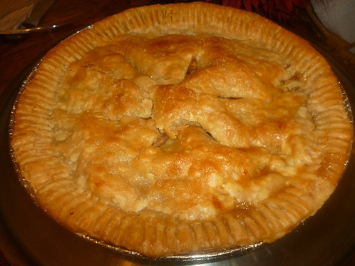 Classic Apple Pie -  Local Pick up or Shipping Fee Option
