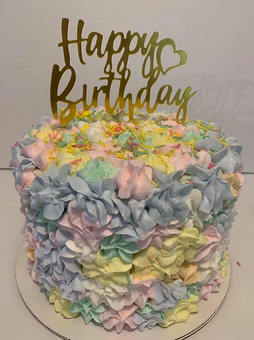 Specialty -Southern Missy Cake -cakes do not Ship