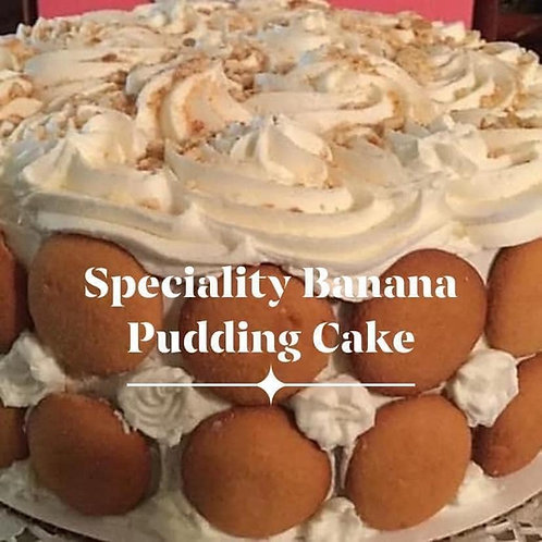Banana Pudding-Specialty -