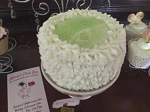 Mini Key Lime Cake
