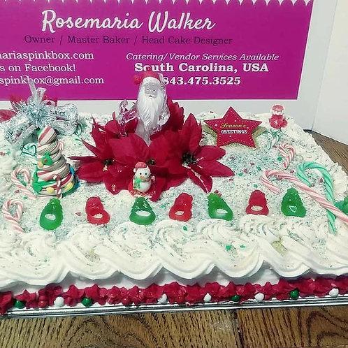 Sheet Cake Images