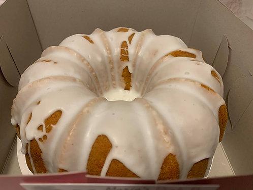 Vanilla Pound Bundt Cake