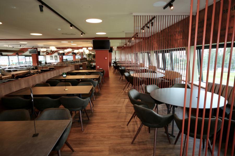 Restaurant Rapid VIP Bereich