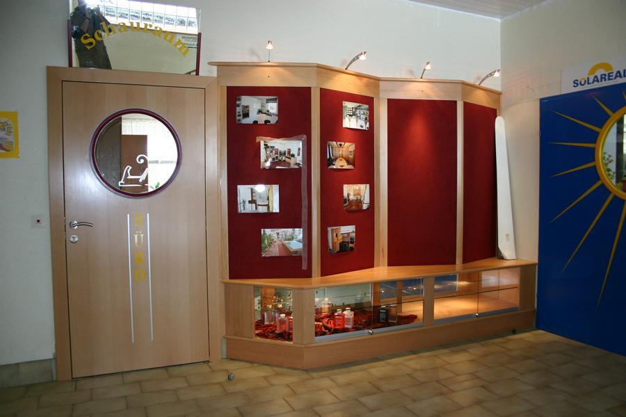 Wasserbauer GmbH Eingangsbereich
