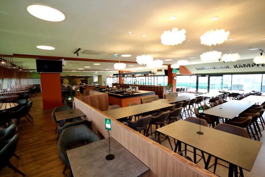 Rapid VIP Bereich Restaurant