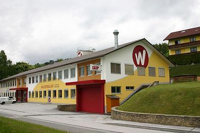 Wasserbauer GmbH Firmengebäude Firma