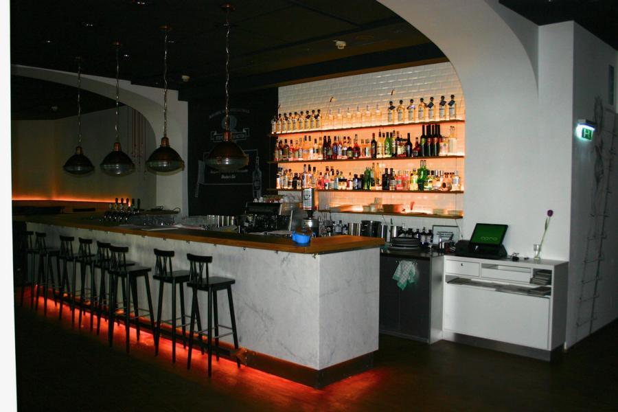Restaurant Bar Barbereich