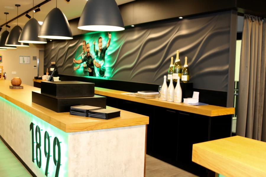 Rapid Rekordmeister Bar