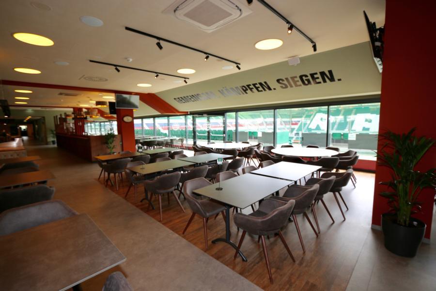 Rapid Restaurant VIP Bereich