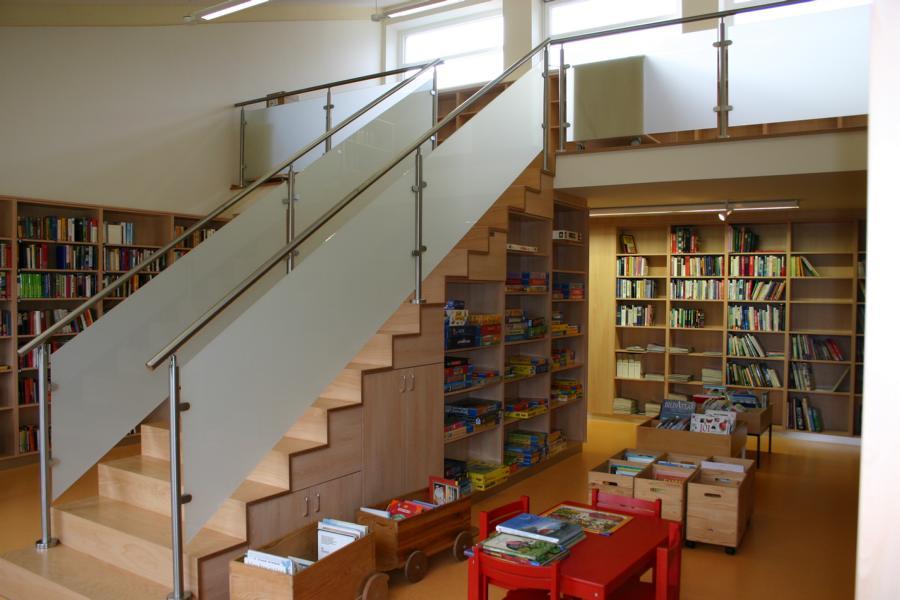Bücherei Strallegg