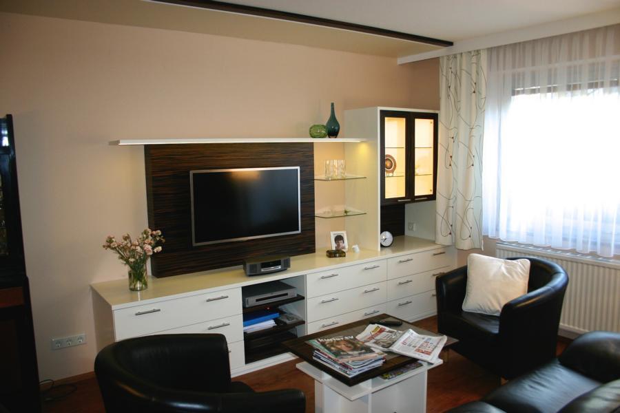 Wohnzimmer Wohnregal Sideboard
