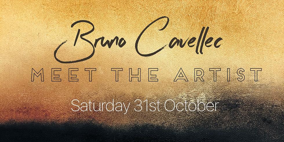 Meet the Artist | Bruno Cavellec | My Mother's Son