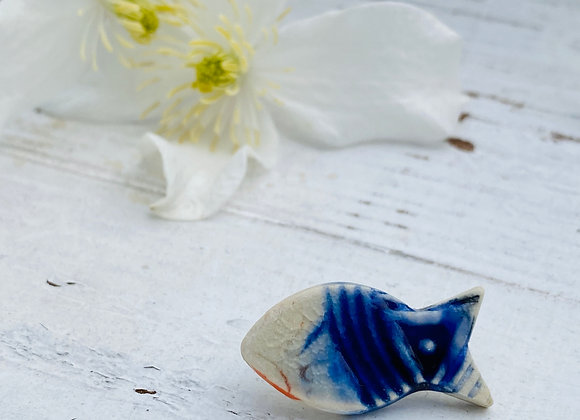 Little Fish - Unisex Pin brooch #3