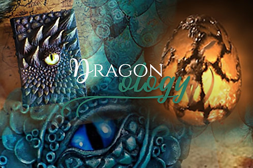 Dragonology: Trio of magical crafts :16th February