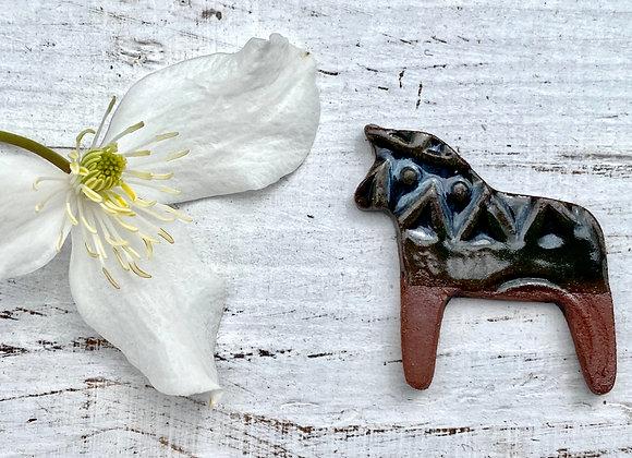 Dala Horse Pin [SC#12]