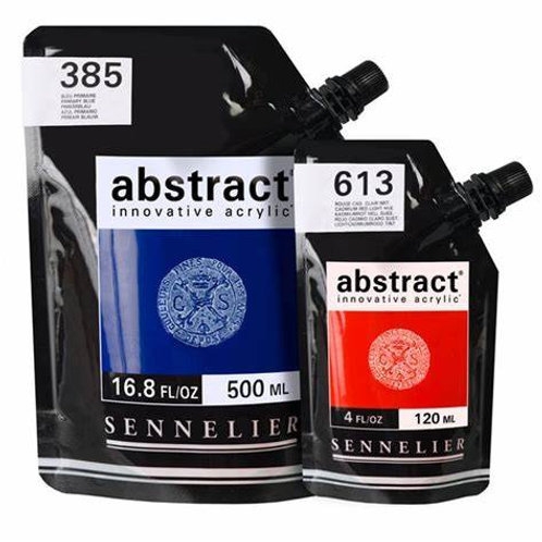 Abstract Heavy Body Acrylic (500ml)