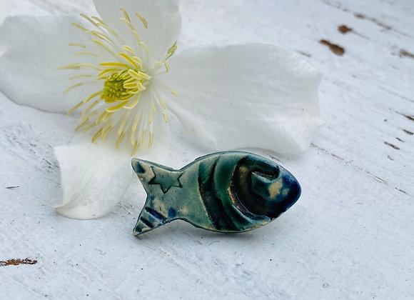 Little Fish - Unisex Pin #12