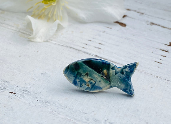 Little Fish - Unisex Pin #11