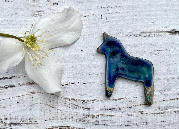 Dala Horse Pin [SC#10]