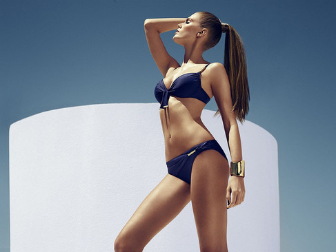 maryna-linchuk-chantelle-beachwear-2014-