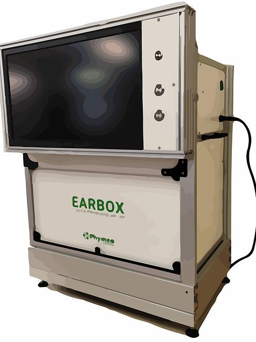 Earbox - Automate de phénotypage des épis de maïs
