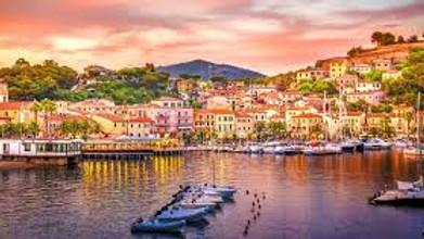 Canottaggio a sedile fisso - Gara - Porto Azzurro