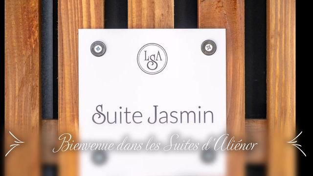 Visite de la Suite Jasmin à Pessac Centre