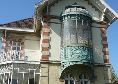 Quartier du casino à Pessac