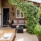 Les Suites d'Aliénor ont toutes un accès au jardin, terrasse ou balcon