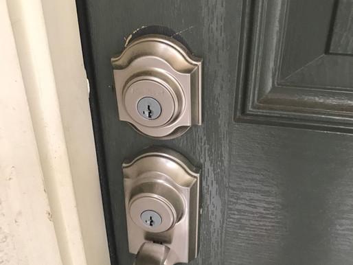 Quieres cambiar tu cerradura?