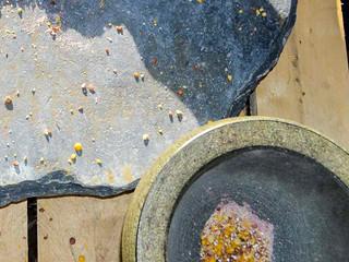 Rock Grinding Bowls