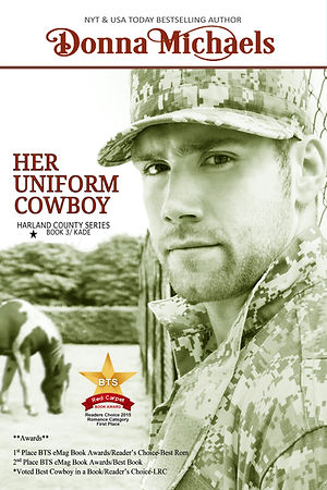 Her Uniform Cowboy green hue rev cov 180
