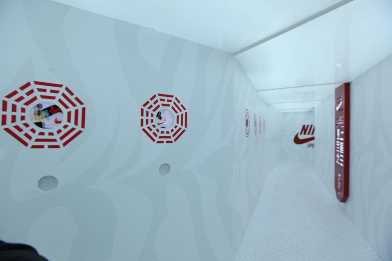 NIKE Year of the Tiger Event