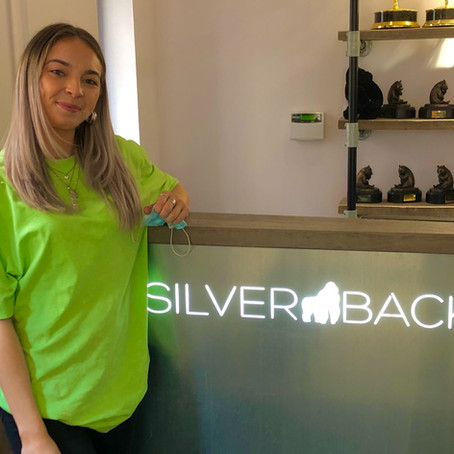 Silverback Films extends placement for Leah Hale