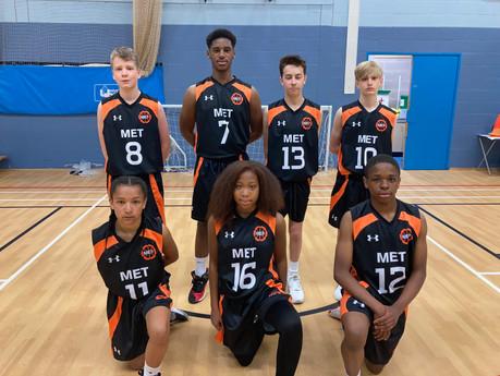 Basketball Bounces Back on Court for Bristol Metropolitan Academy
