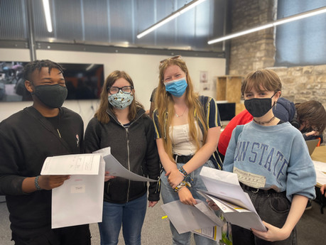 Students pass with Distinction at boomsatsuma